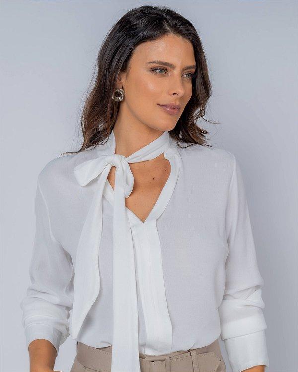 Blusa Gravata Sophie