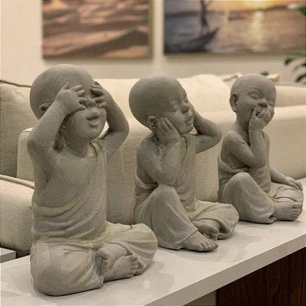 Trio Buda Rústico