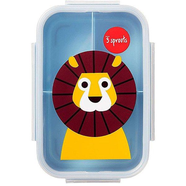 Bento Box 3 Sprouts Leão