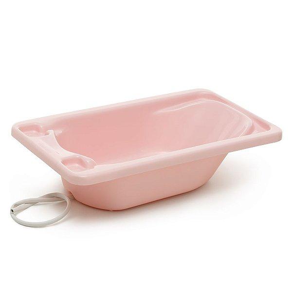 Banheira Premium Galzerano Plástica Rosa