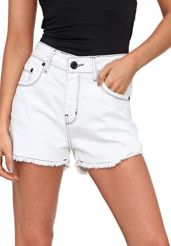 SHORTS HURLEY JEANS SURF AND ENJOY