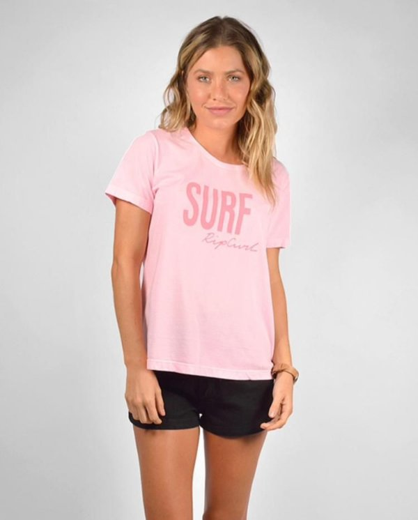 BLUSA RIP CURL WASHED SURF TOP