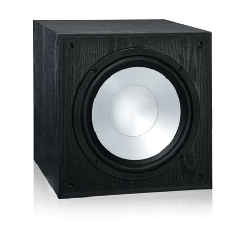 "Subwoofer Ativo Monitor Audio MR W10 - 10"" Amplificador 100W Class-D - Black - Bivolt"