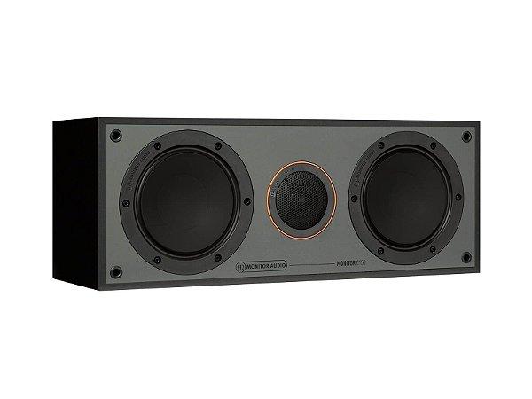 Monitor Audio C150 Caixa Acústica Central 20-100W 2vias - Black / White / Walnut
