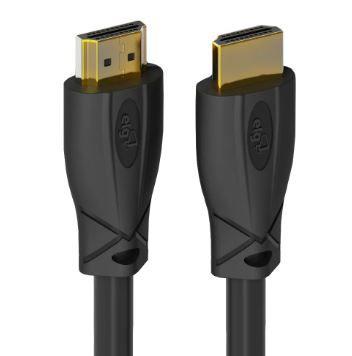 Cabo HDMI 2.0 3D Ready 4K UltraHD com Ethernet de 10 Metros - HS20100 ELG - Black