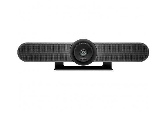 Câmera Webcam Logitech Meet Up Para Videoconferência de até 6 pessoas