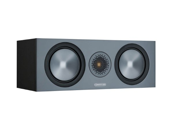 Monitor Audio SBRSC Caixa Acústica Central 30-120W 2vias - Black / White / Walnut