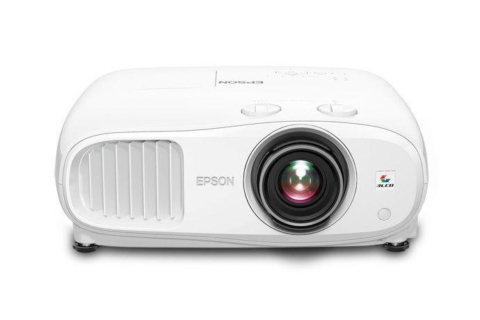 Projetor Epson Home Cinema 3800 - 4k Pro-Uhd, Hdmi, Usb, Wireless, Brilho 3000 Lúmens, Contraste 100.000:1