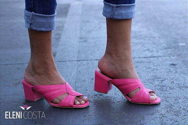 Salto Bloco Pink