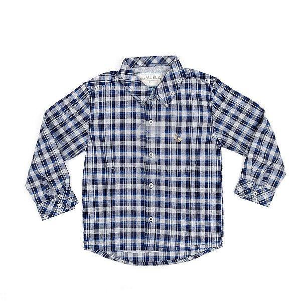Camisa Forrada Xadrez Dame Dos tamanho 1