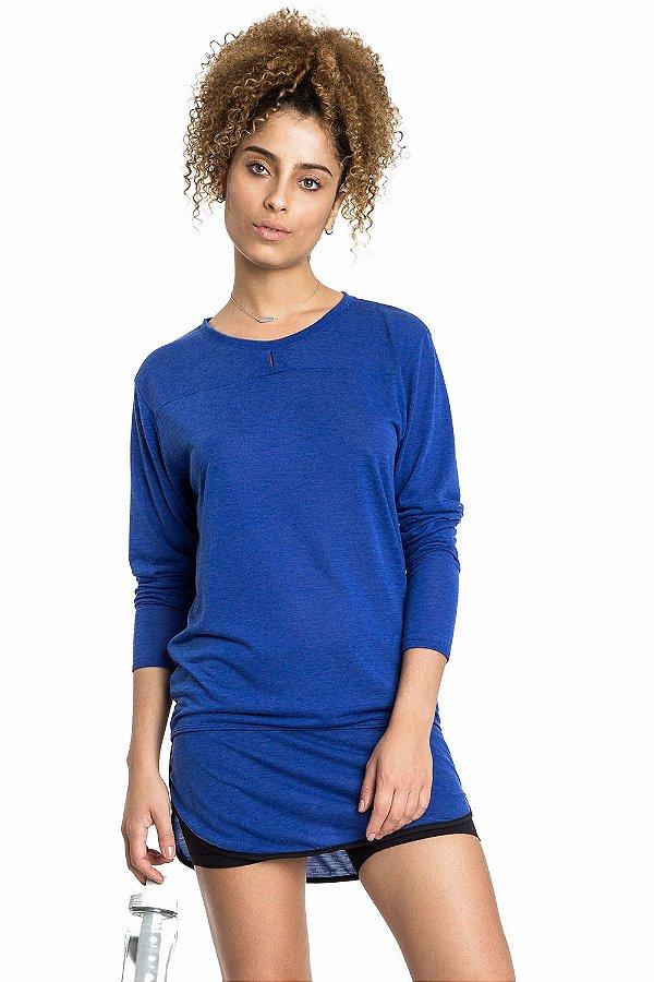 Shorts Saia Live Hydro Azul