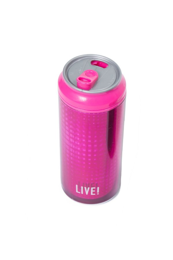 Squeeze Live Color Can Rosa