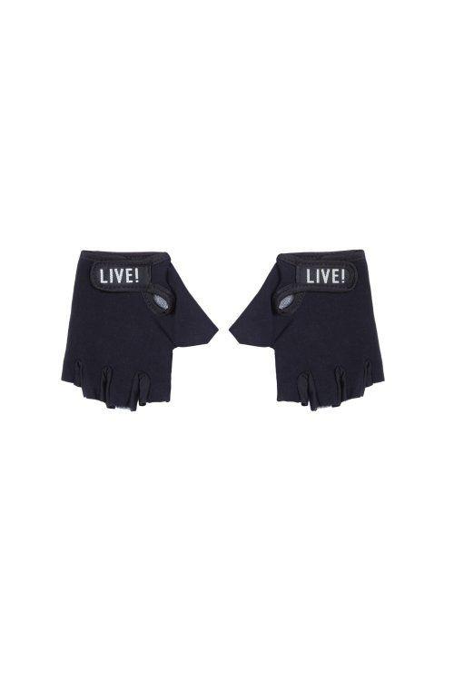 Luva Live Basic Skins Preta