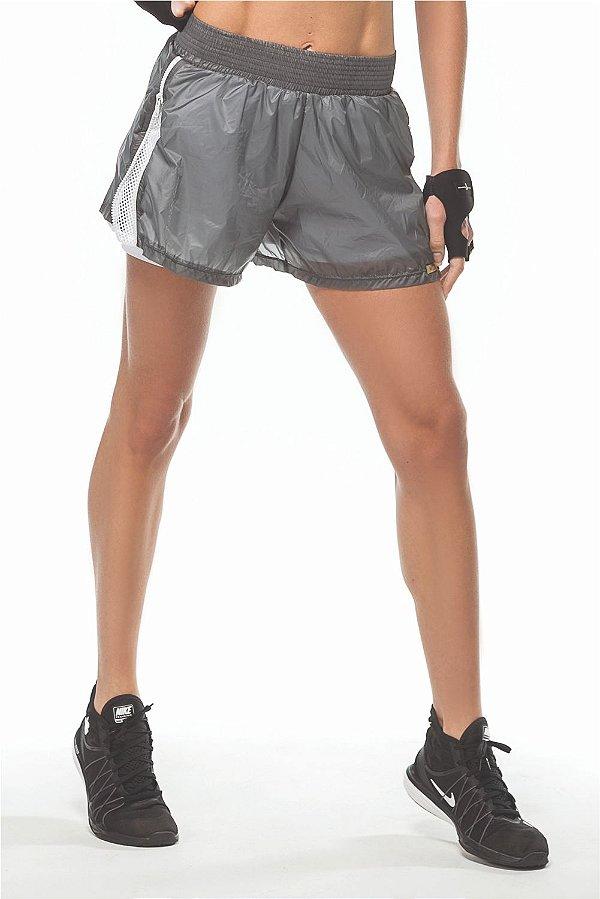 Shorts M & C Vitra Start Cinza