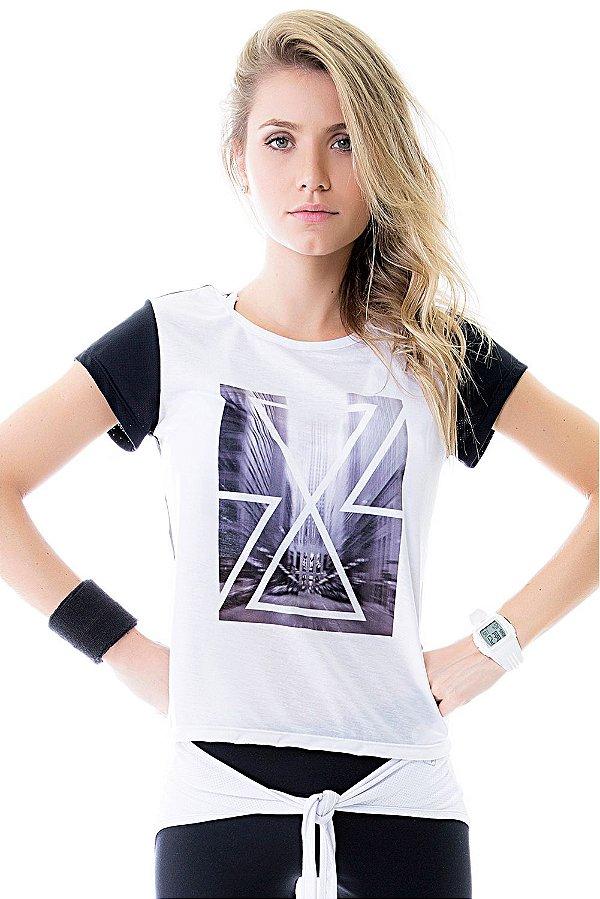 T-Shirt Vitta Urban Style Preta