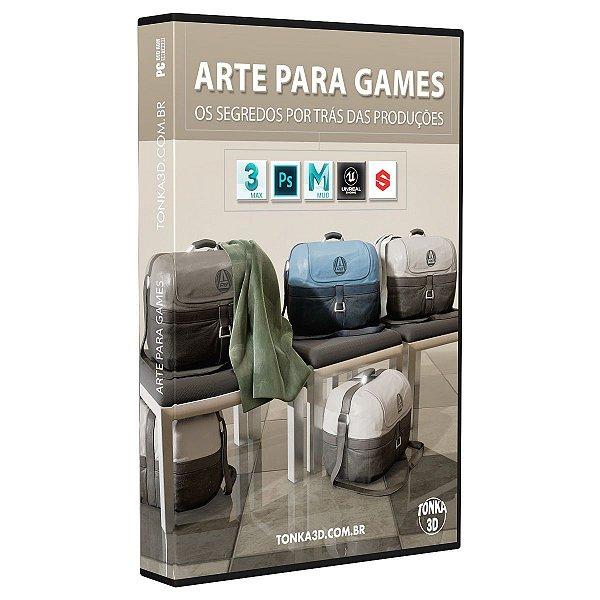 Curso Arte para Games