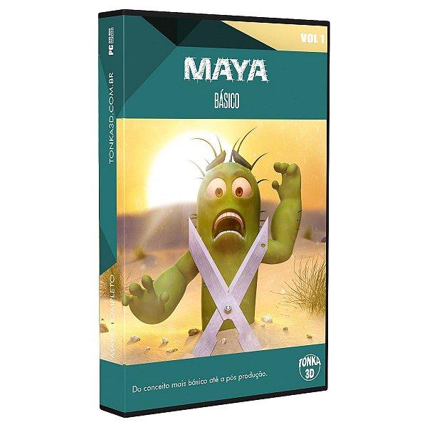 Curso Maya 3D Básico