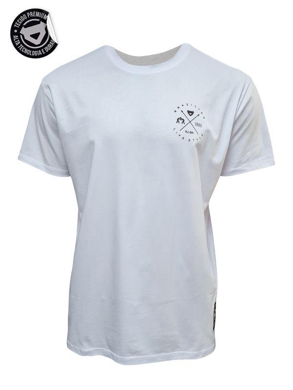 Camiseta Tauron Long's - Bege