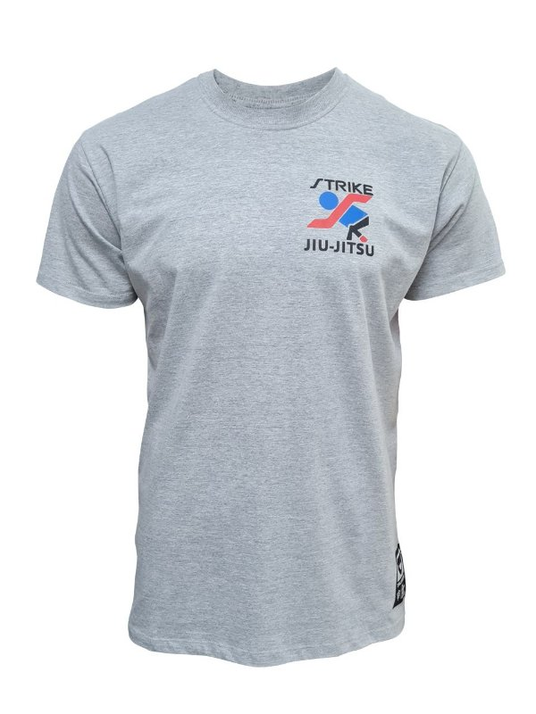 Camiseta Strike Jiu Jitsu - Mescla