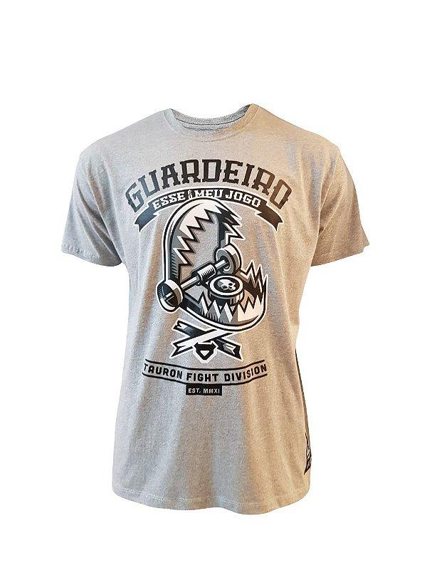 Camiseta Guardeiro Jiu-Jitsu Tauron Mescla
