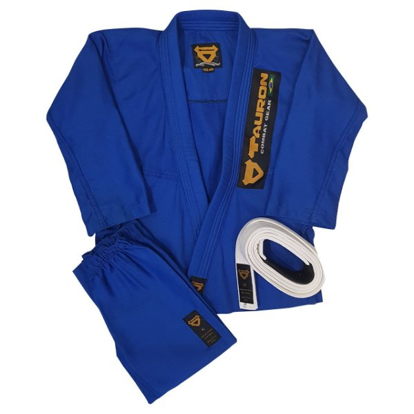 Kimono Juvenil Tauron Azul