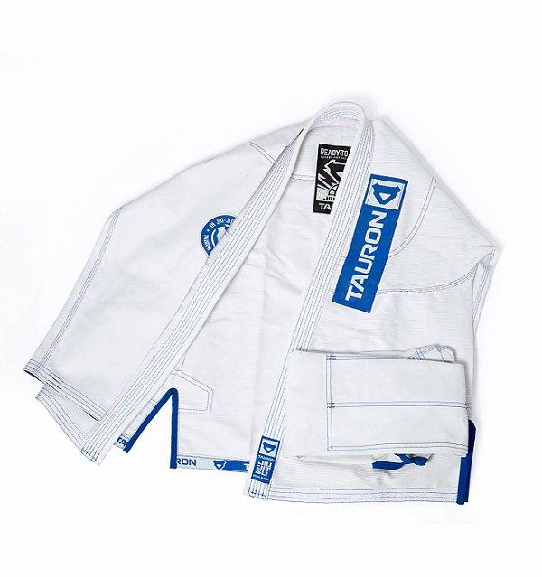 Kimono Tauron Premium - Branco / Azul