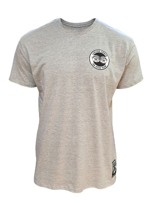 Camiseta Carlson Gracie Logo - Mescla