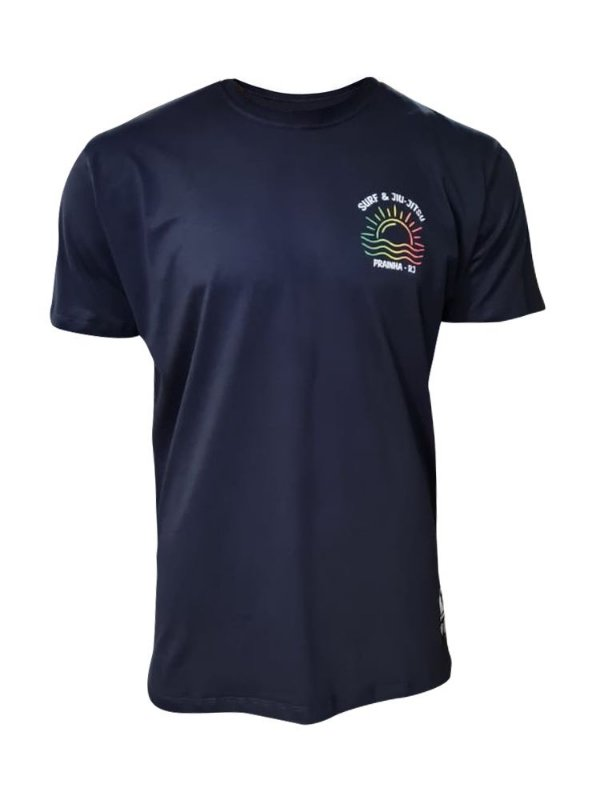 Camiseta Tauron Prainha RJ - Preto