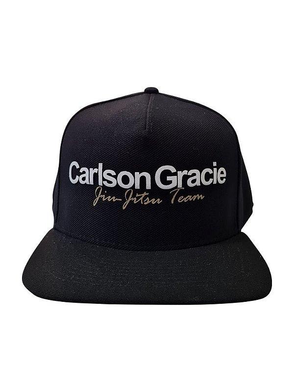 Boné - Carlson Gracie Welcome
