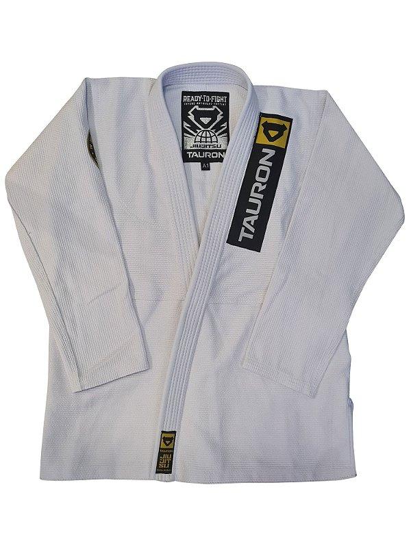 Kimono Tauron One - Branco