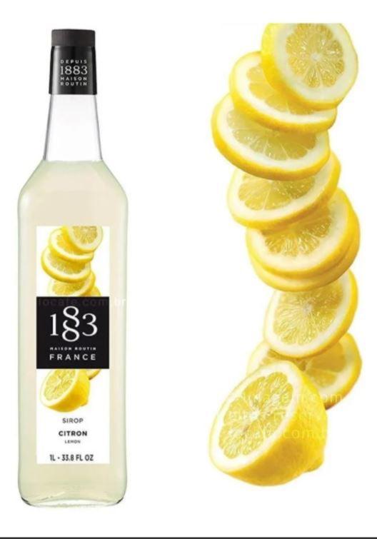 Xarope Importado 1883 Routin - Limão Siciliano