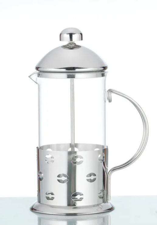 Cafeteira Inox Prensa Francesa  600 ml