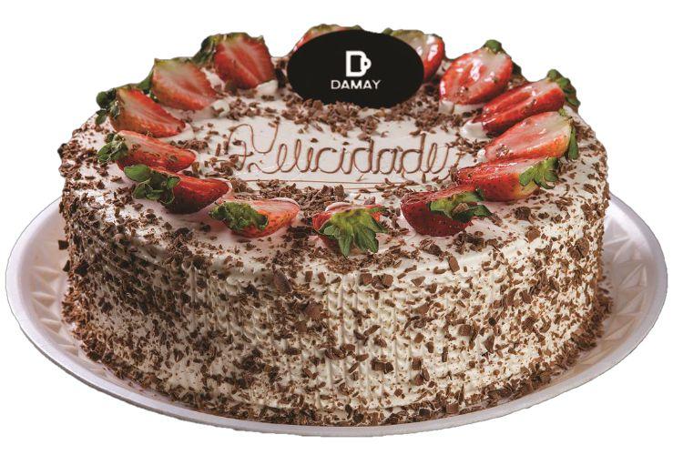 Torta de Morango Diet
