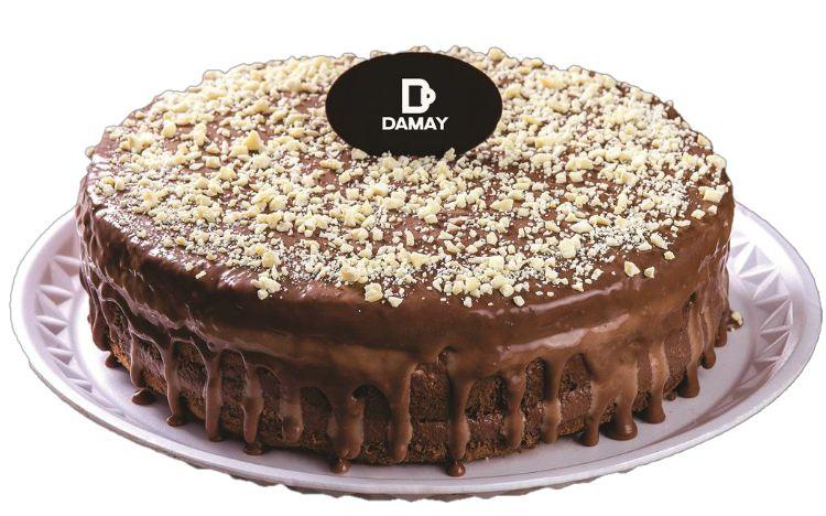 Torta de Brigadeiro Diet