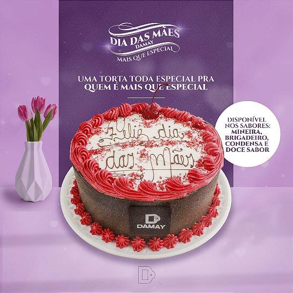 Torta Dia das Mâes