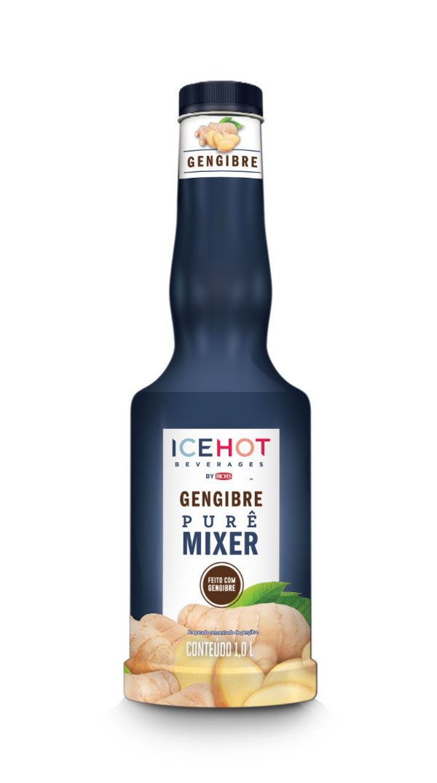 ICEHOT Gengibre