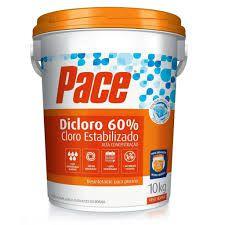 PACE-CLORO GRANULADO 60% CONCENTRADO