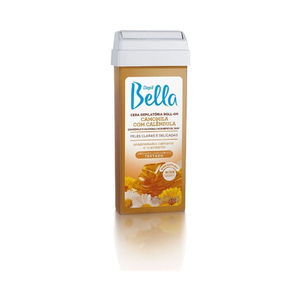 Cera Roll on Camomila 100g - Depil Bella