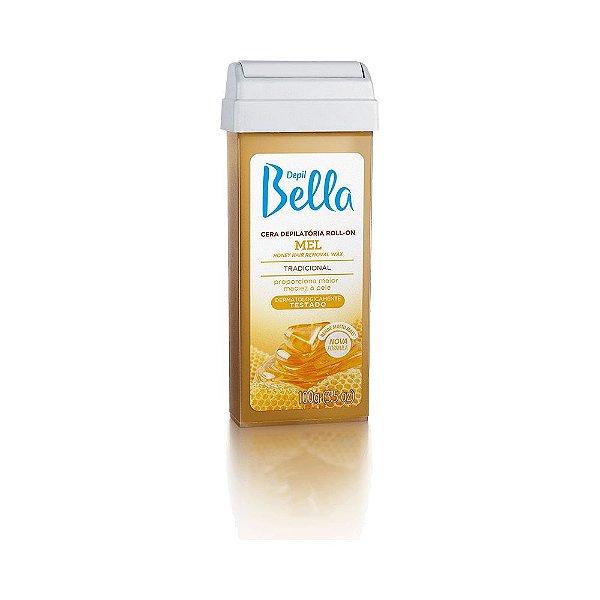 Cera Roll on Mel 100g - Depil Bella