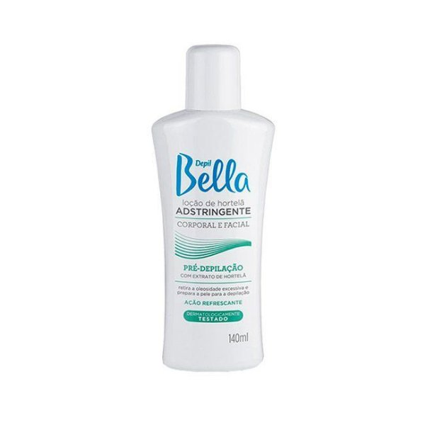 Óleo Pre Depilação (Adstringente) Depil Bella - 300ml
