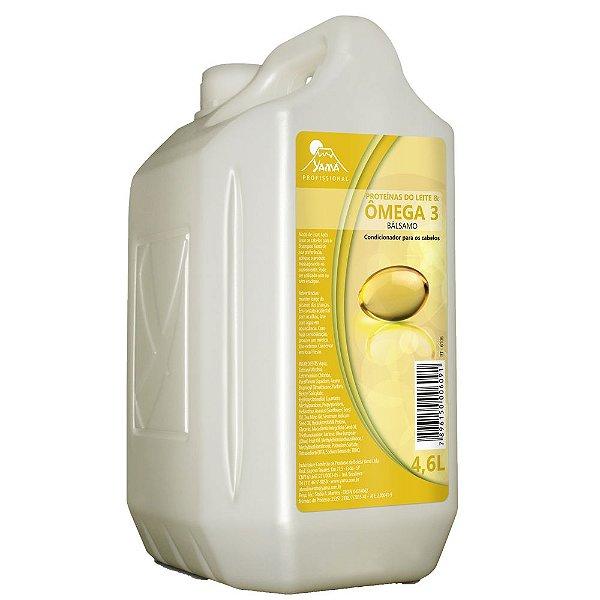 Condicionador Yama Omega 3 - 4,6L