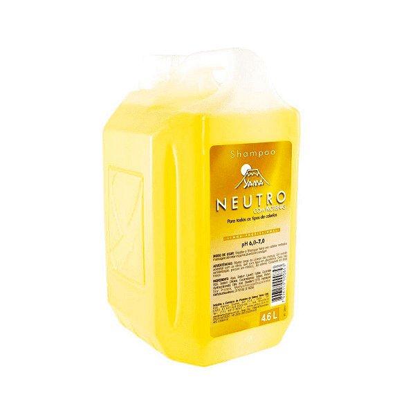 Shampoo Yama Neutro 4,6L