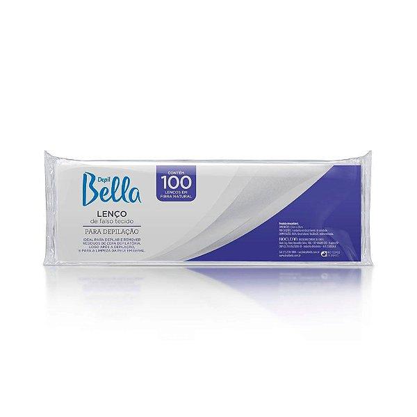 Papel p/ Depilação D. Bella em Folha 7,50cm X 23cm
