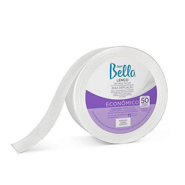 Papel p/ Depilação D. Bella em Rolo 7,50cm x 50m