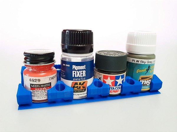 Suporte de mesa para pigmento, wash, panel line
