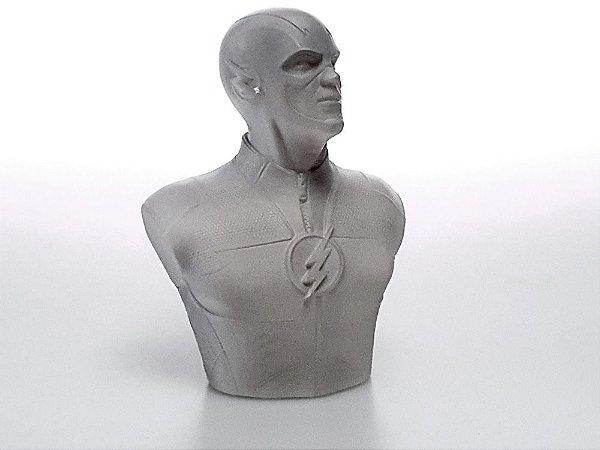 Busto Flash Barry Allen