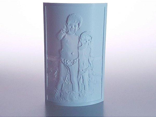 Foto 3D Lithophane 10 x 15