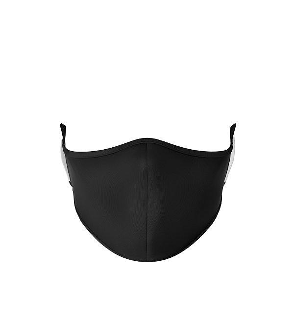 Máscara de Tecido de Dupla Camada Basic Preta