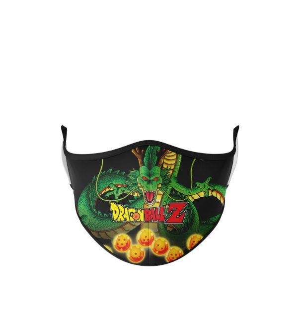 Máscara de Tecido Dupla Camada Antibacteriana Shenlong
