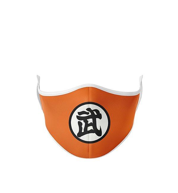 Máscara de Tecido Dupla Camada Antibacteriana DBZ Logo